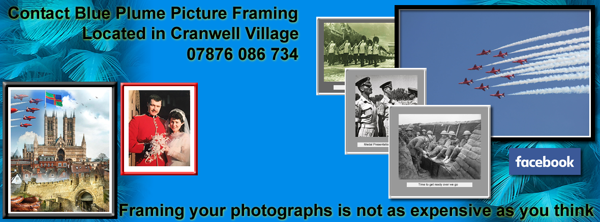 Cranwell-Village-Picture and object Framing