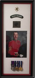 Framing Military Medals Cranwell Village