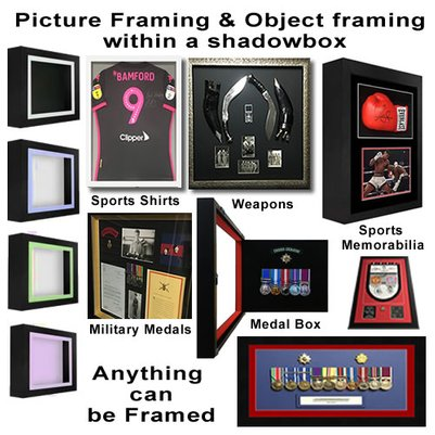 object framing by Blue Plume